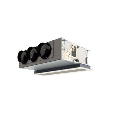 画像1: 北海道・青森・岩手・秋田・宮城・山形・福島・業務用エアコン パナソニック 寒冷地向けエアコン 天井ビルトインカセット形 PA-P140F4KXN P140形 (5HP) Kシリーズ シングル 三相200V 寒冷地向けパッケージエアコン